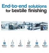 End to End Solutions for Textile Finishing